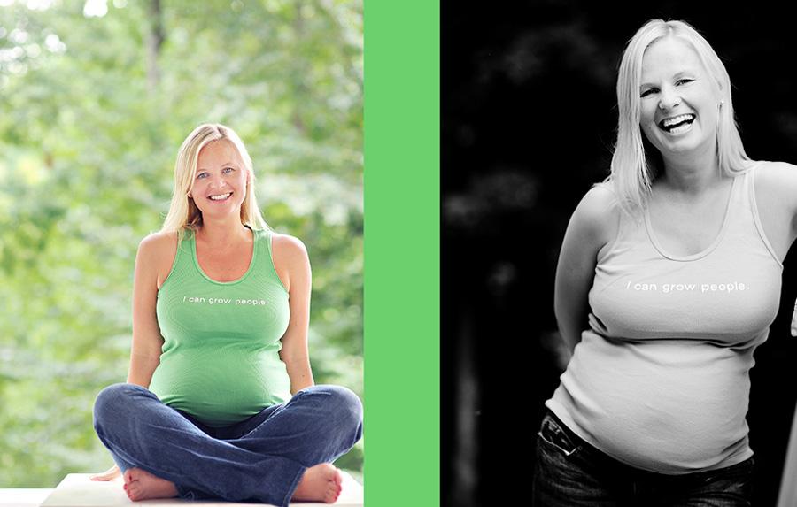 Austin tx pregnancy portraits